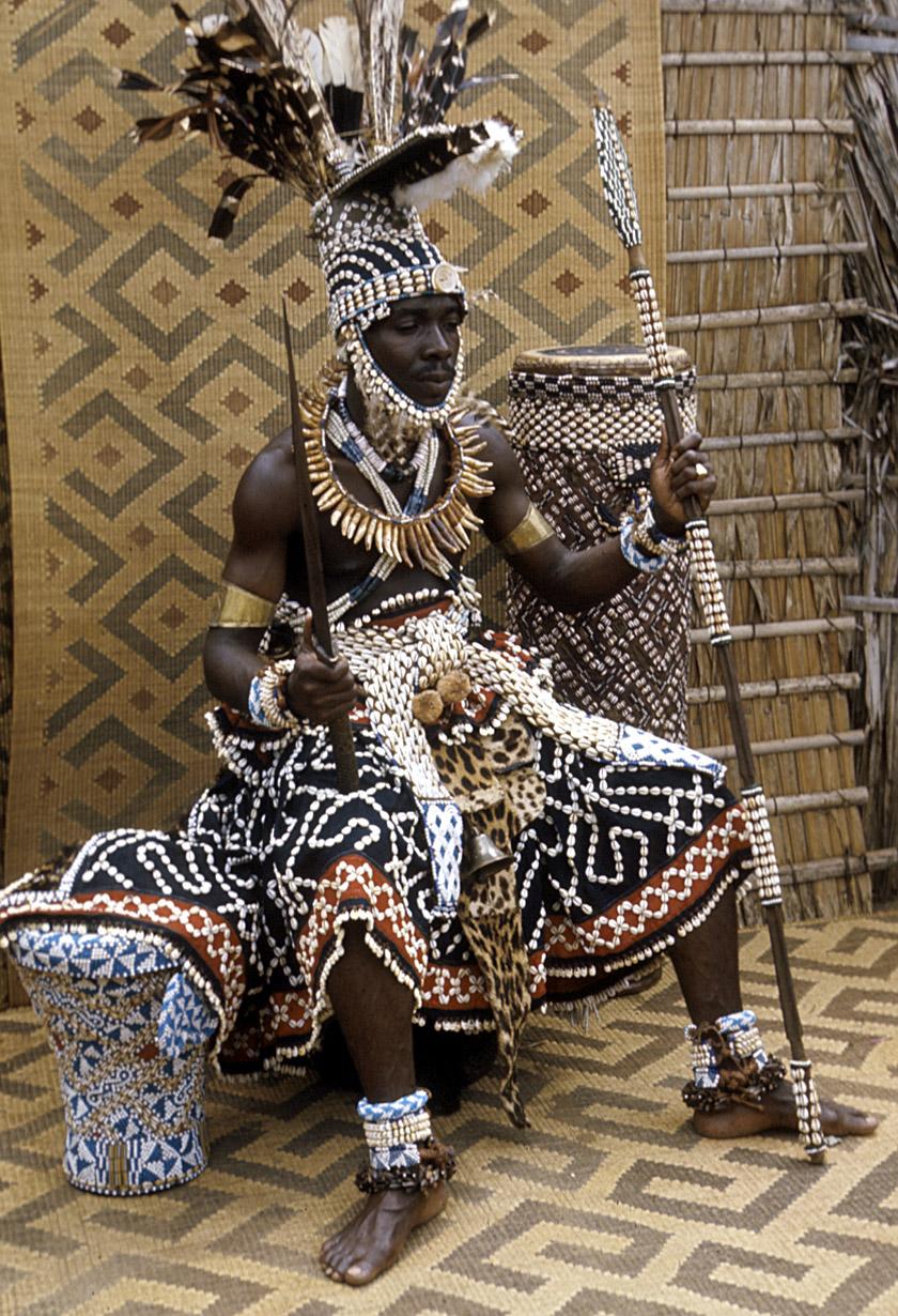 Bushongo mythology