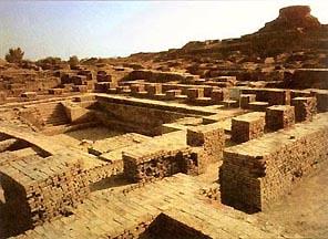 Harappan City Plan