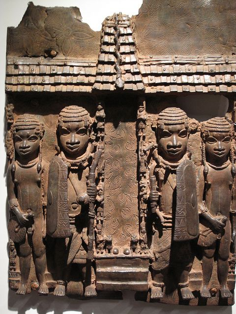 bronzing the benin royalty Images of power: art of the royal court of benin  benin art was organized by  the museum  bronze and ivory pieces from the louis carre.