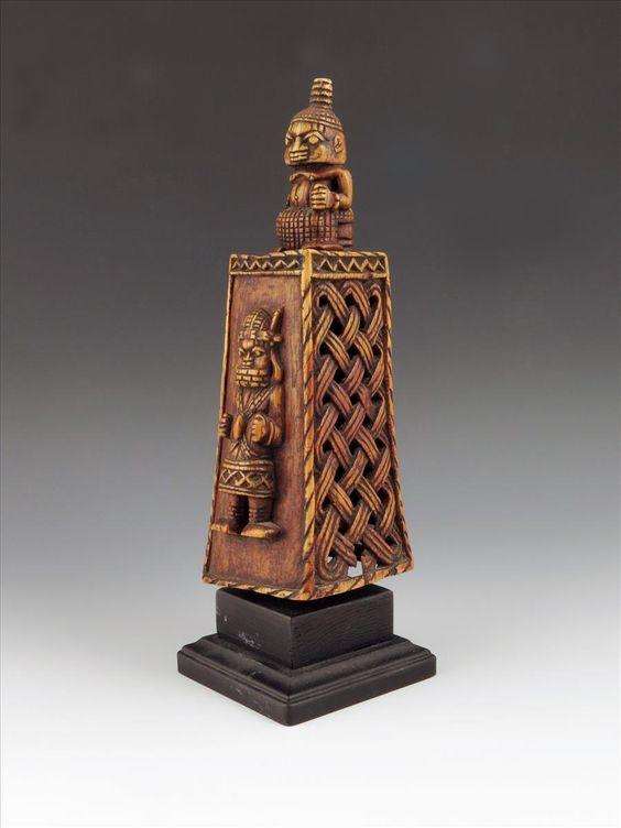 Benin Ivory Bell
